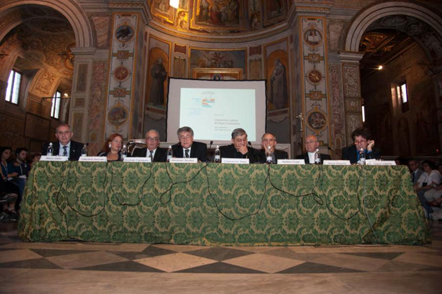 Panel 9 - L'America Latina di Papa Francesco