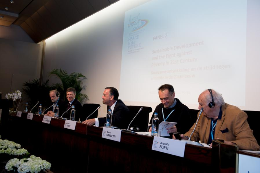 Panel 2: Sustainable Development and Fight against Poverty in 21st Century