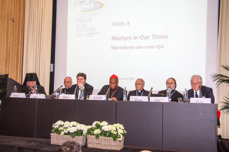 PANEL 8: Martyrs in Our Times